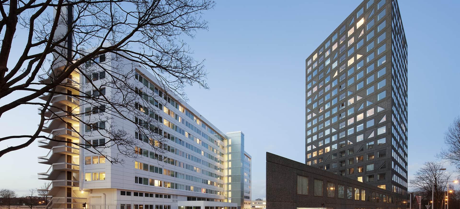 EX Casa Amsterdam, Holland