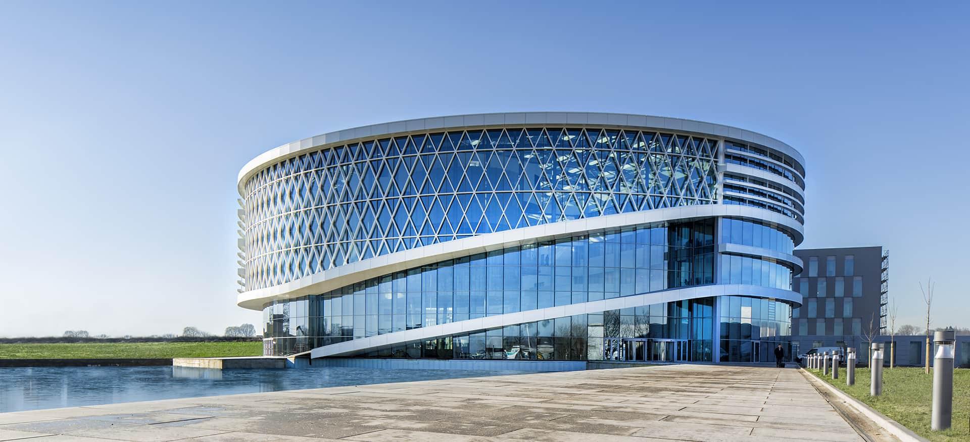 Barco Headquarters Kortrijk, Belgium