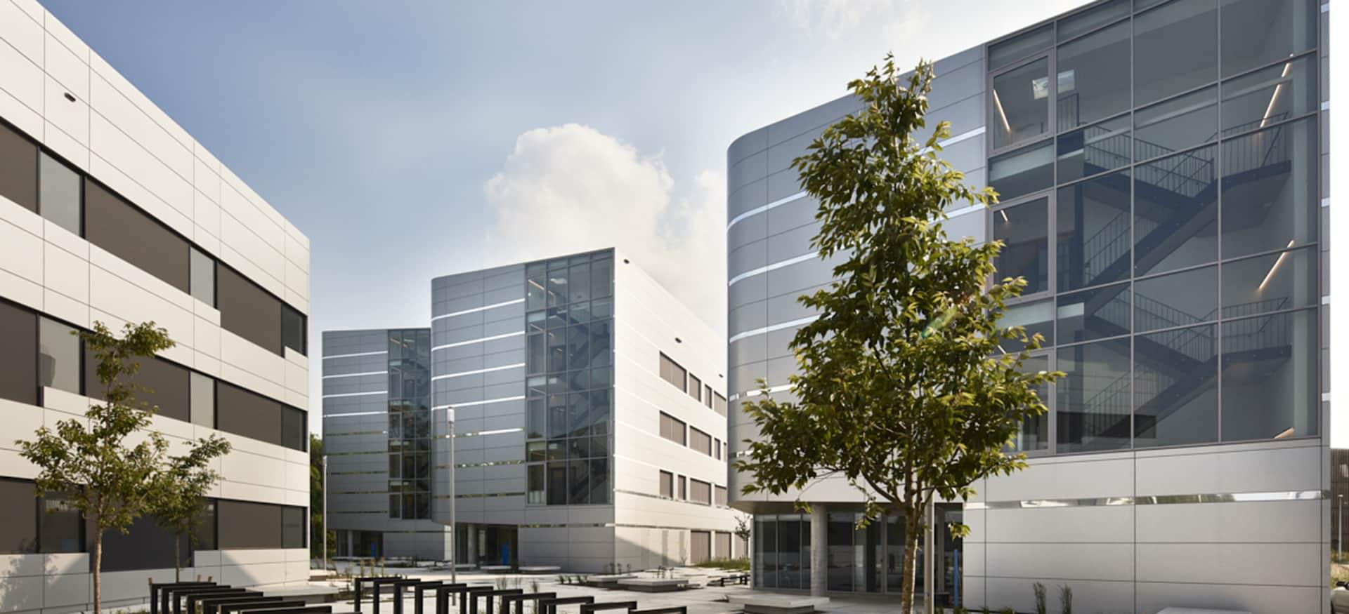 Bioscape, Zwijnaarde, Belgium