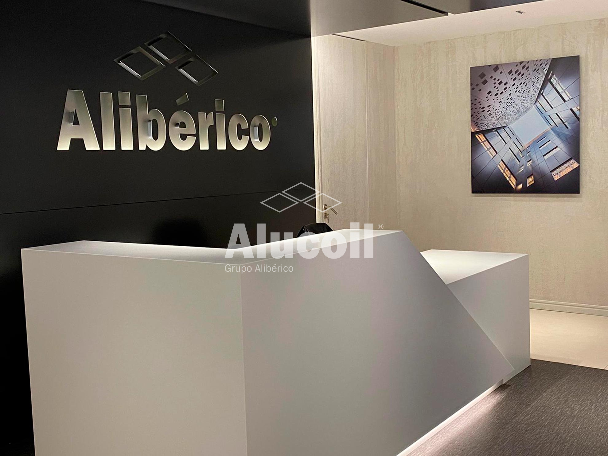 GRUPO ALIBERICO Headquarters