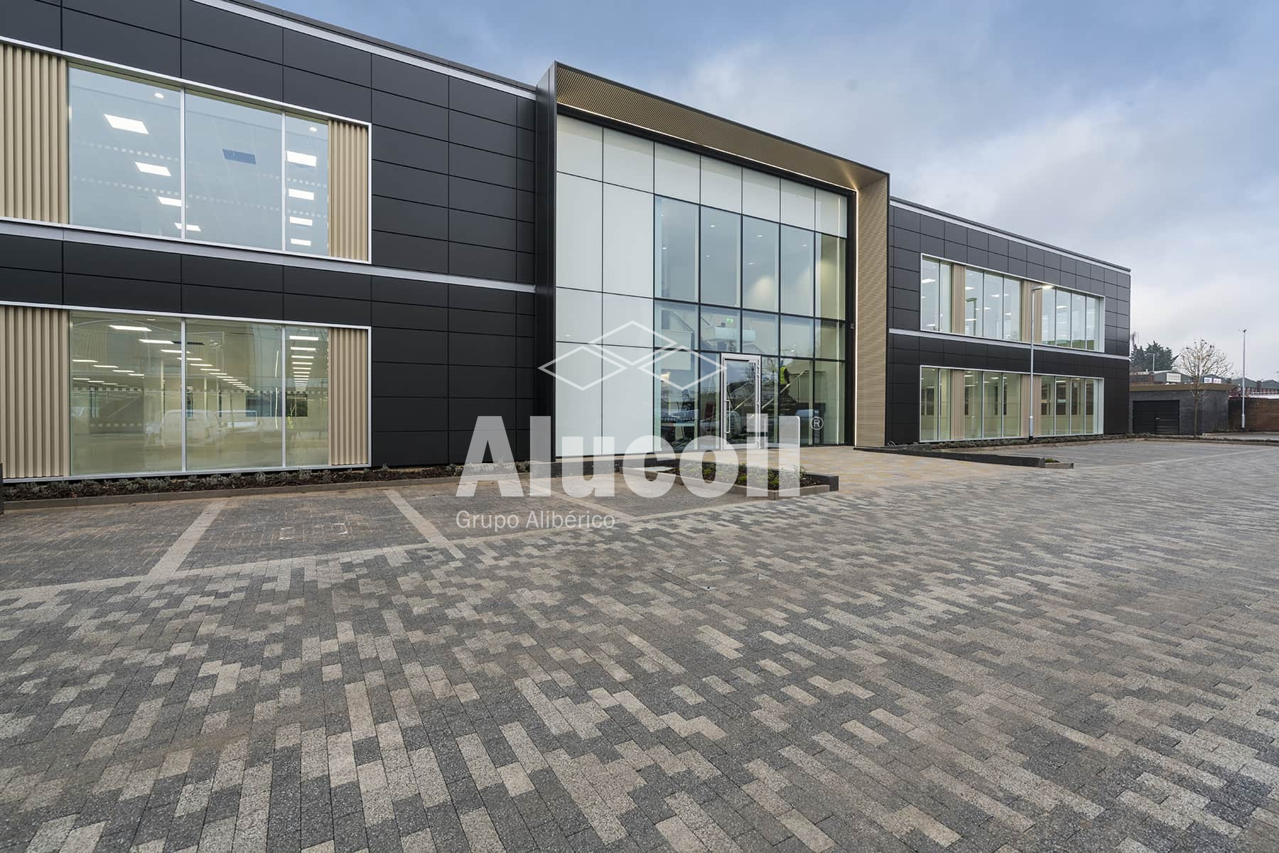 Weybridge Business park