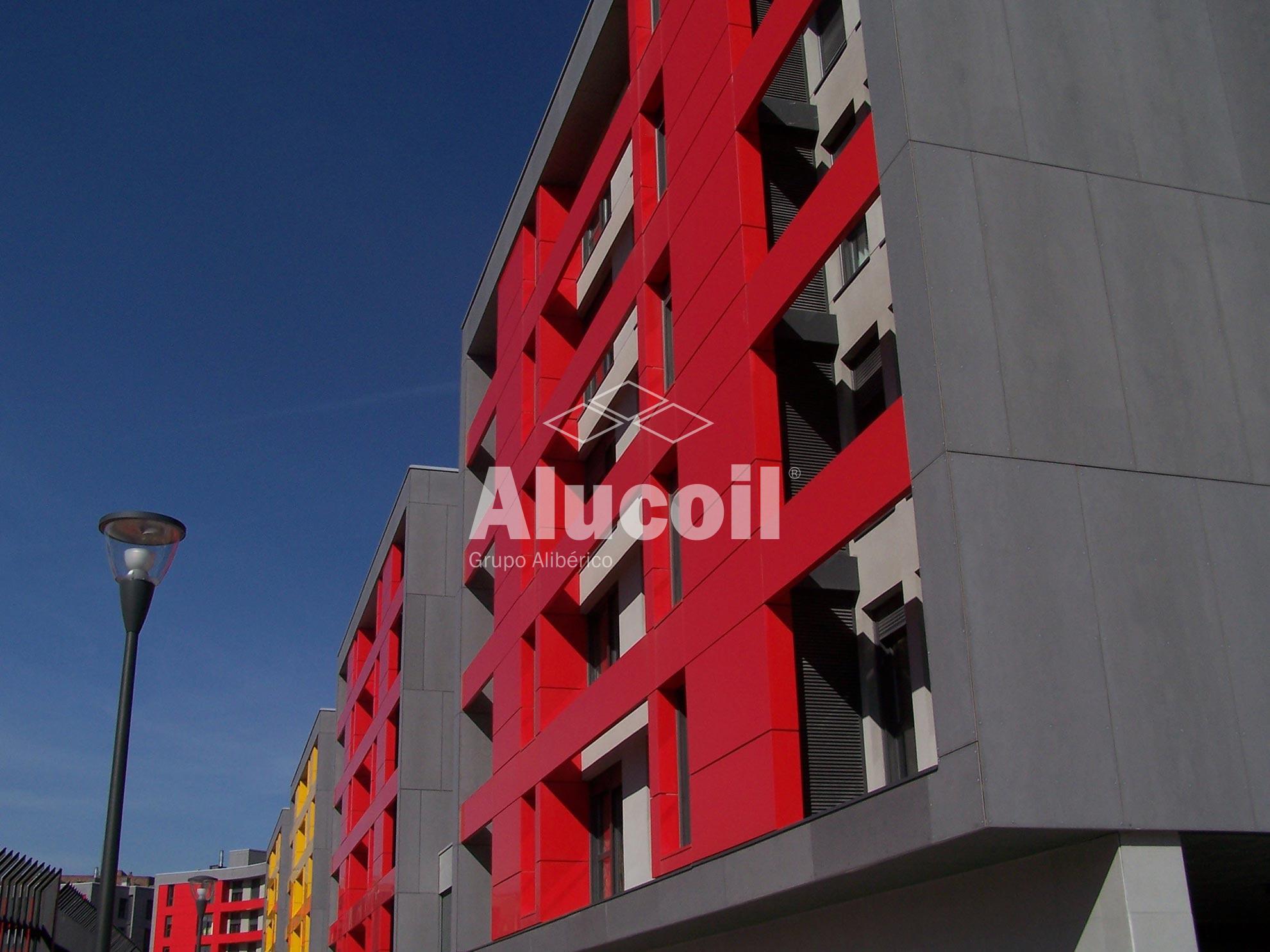 Housing building Avenida Castilla y Leon. Burgos