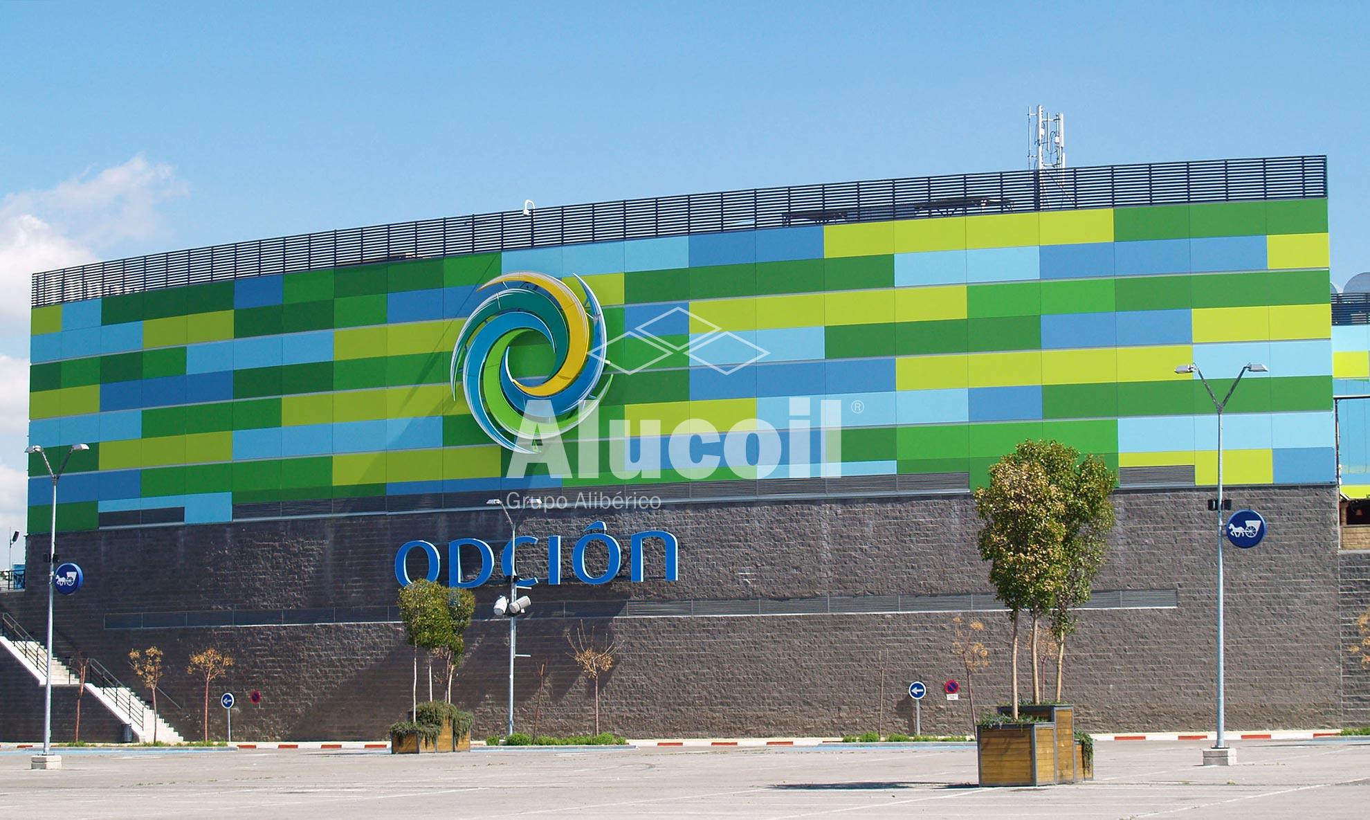 Centro Comercial OPCION