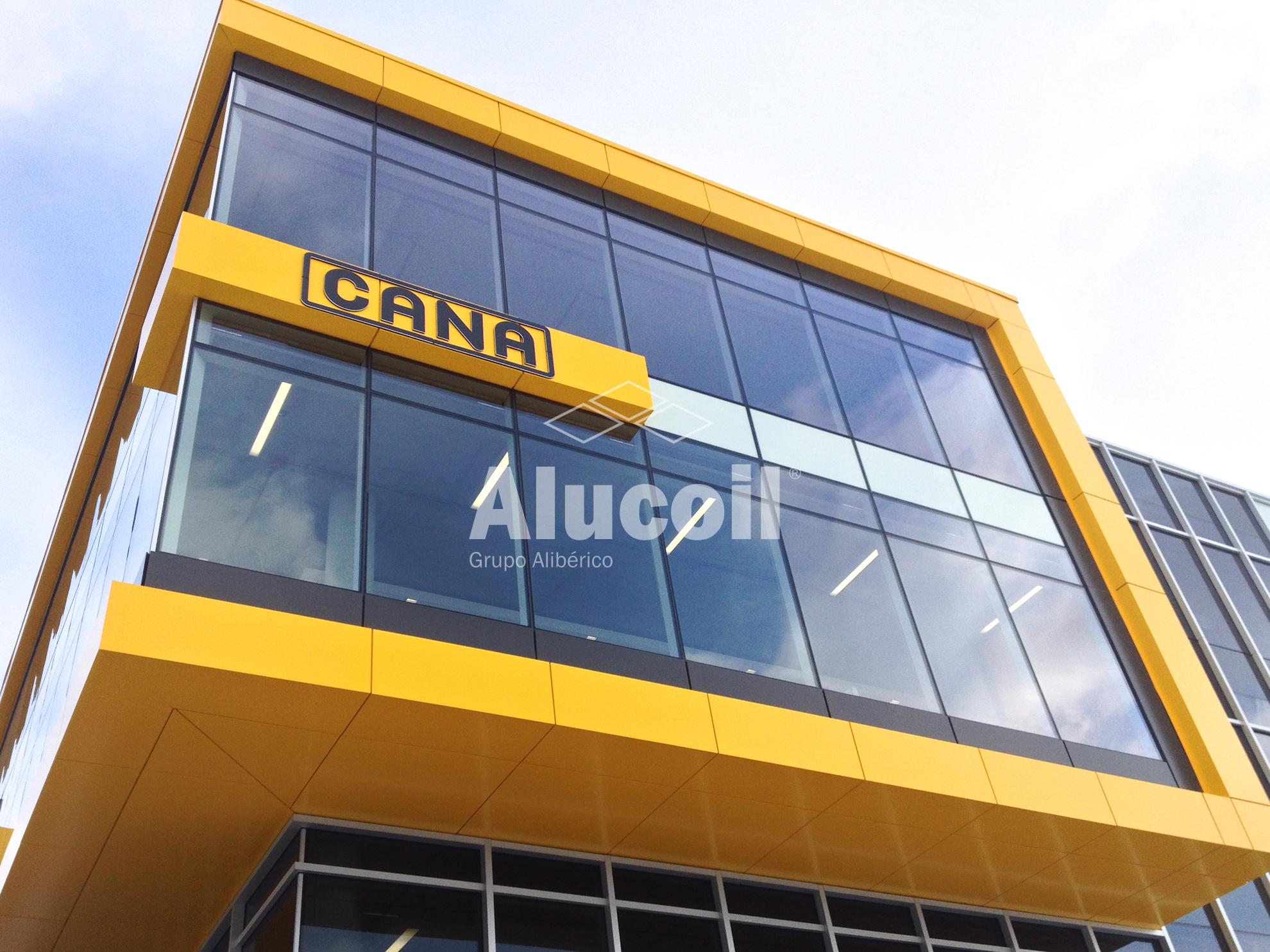 CANA Head Offices