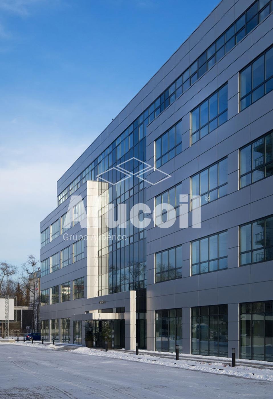 IRIS building