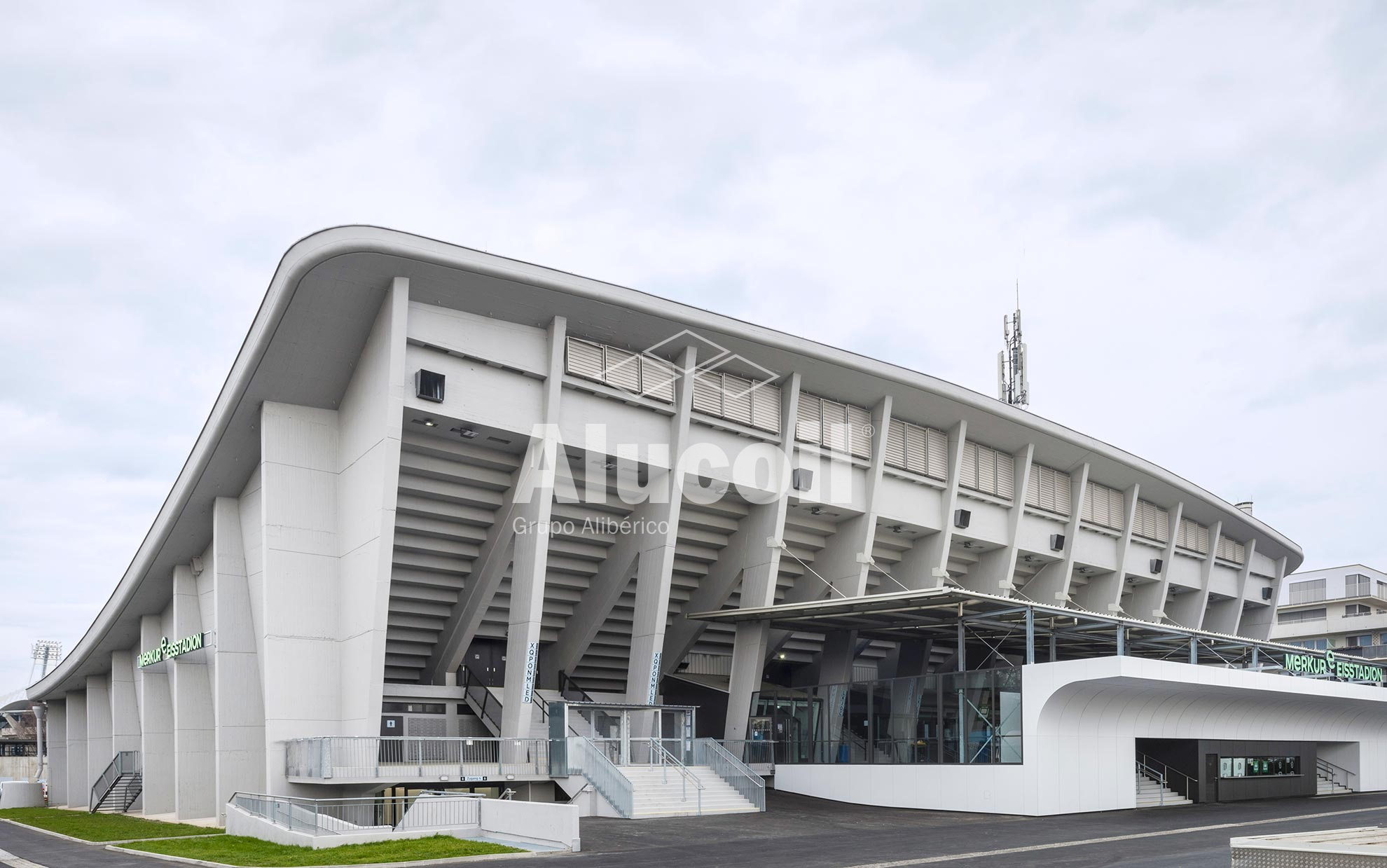 Ice Hockey Stadium
