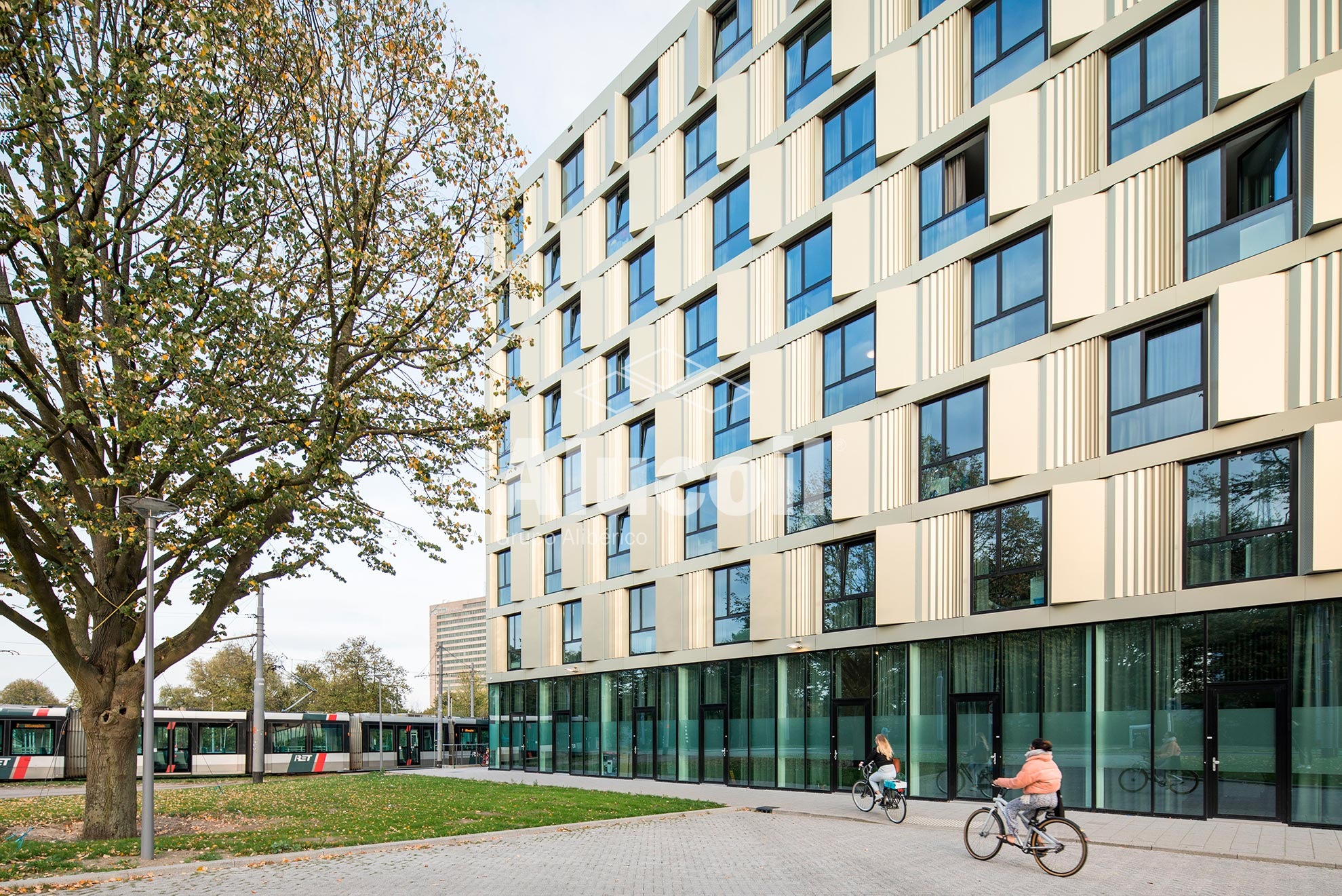 Erasmus Campus Student Housing