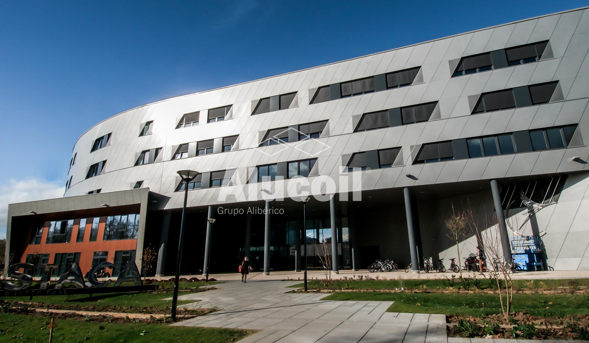 ESTACA - Campus Paris-Saclay