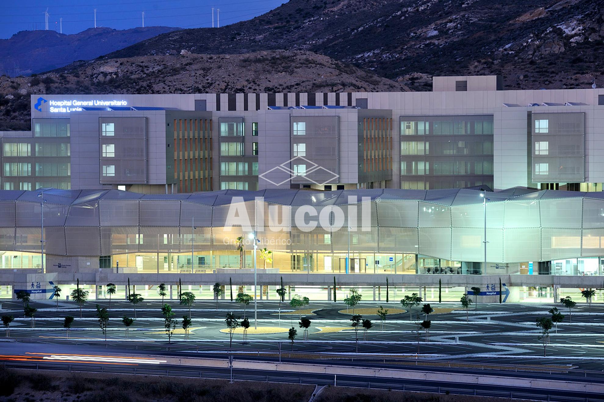 Hospital General Universitario Santa Lucía