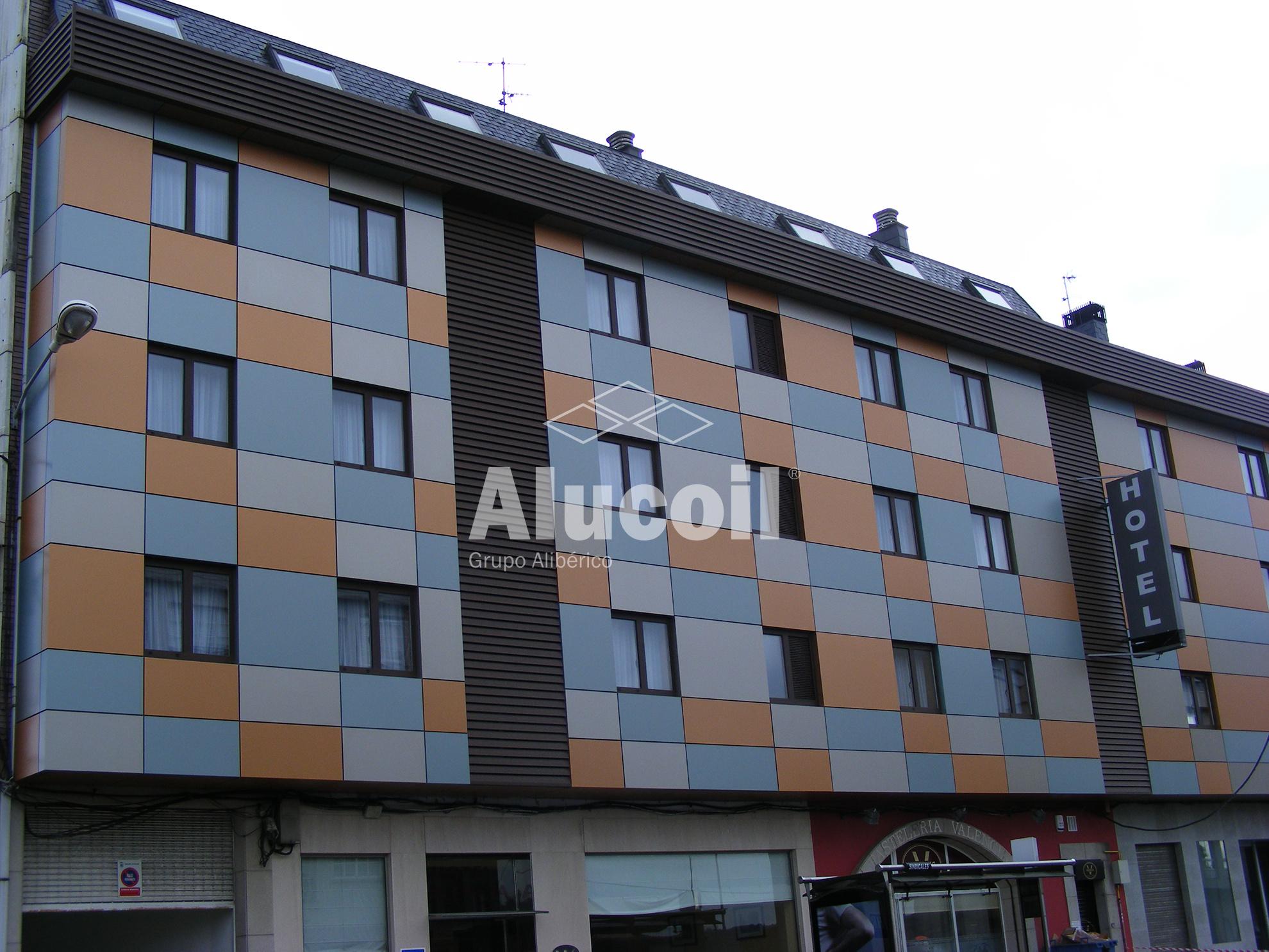 Hotel Río Miño, Ferrol