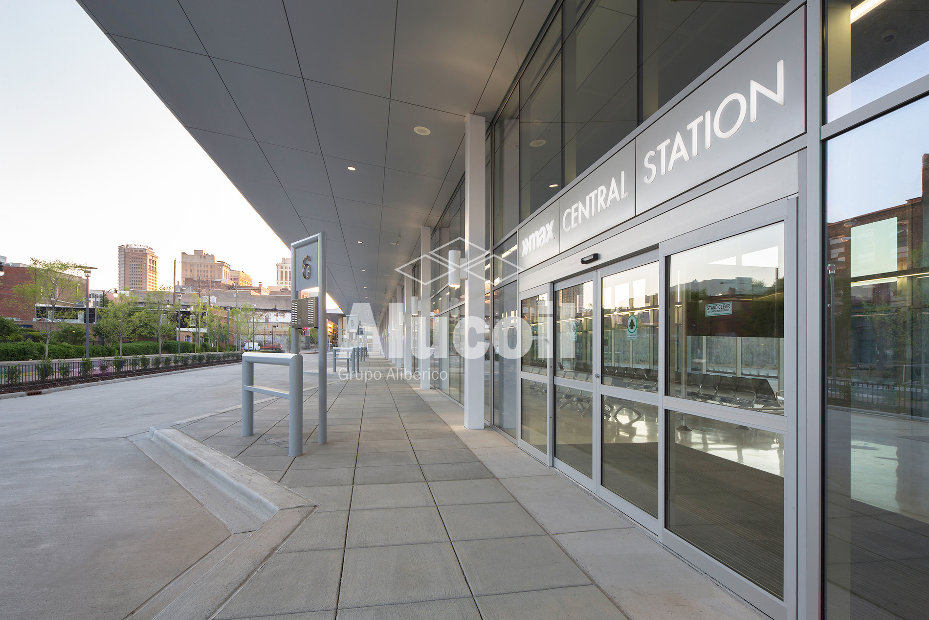 Birmingham Intermodal Terminal