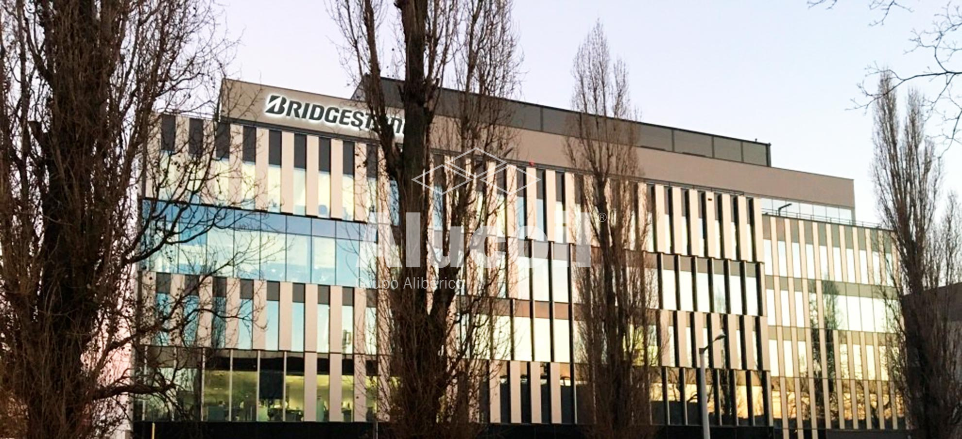Maraton office building