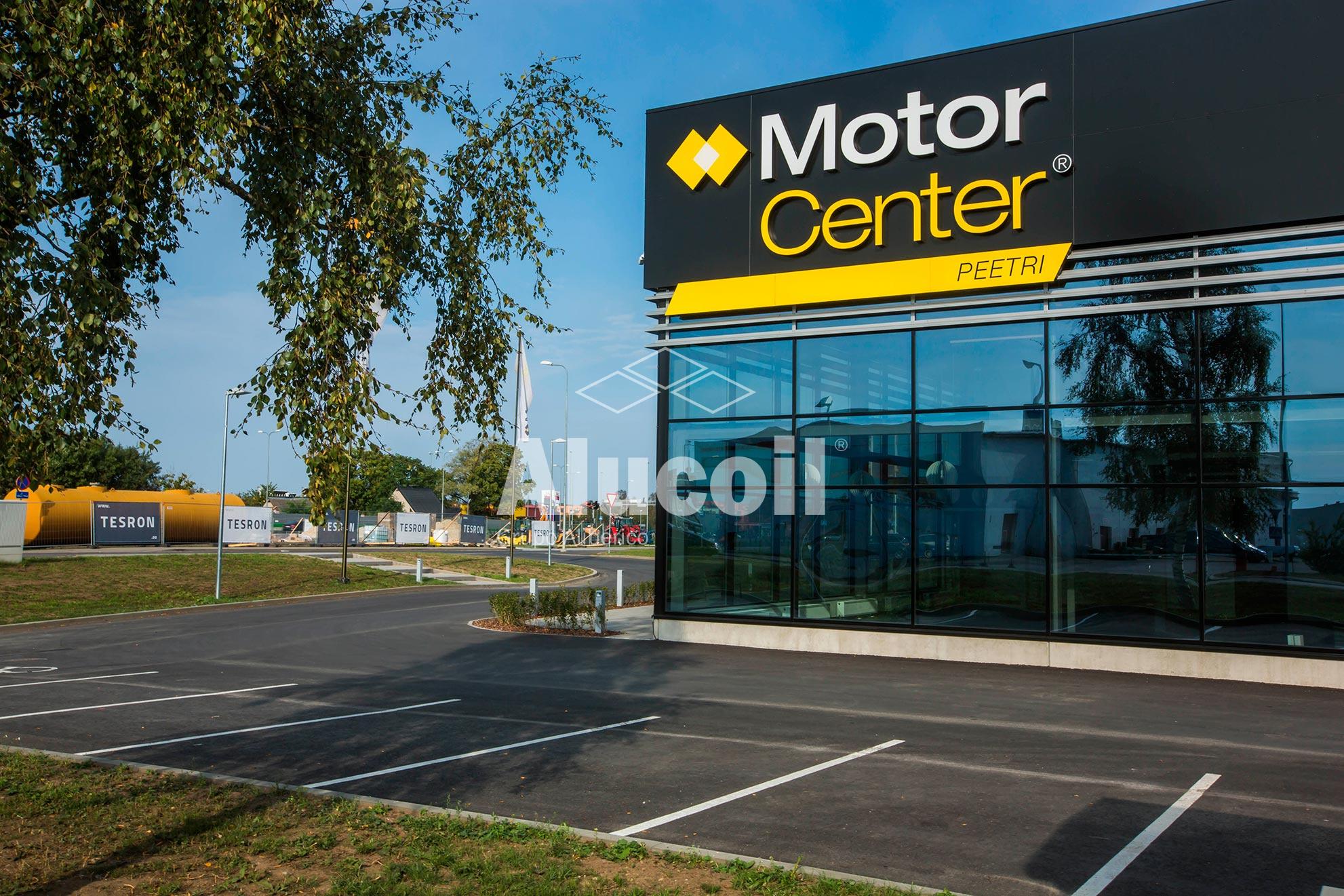 Moto Center Peetri Car Showroom