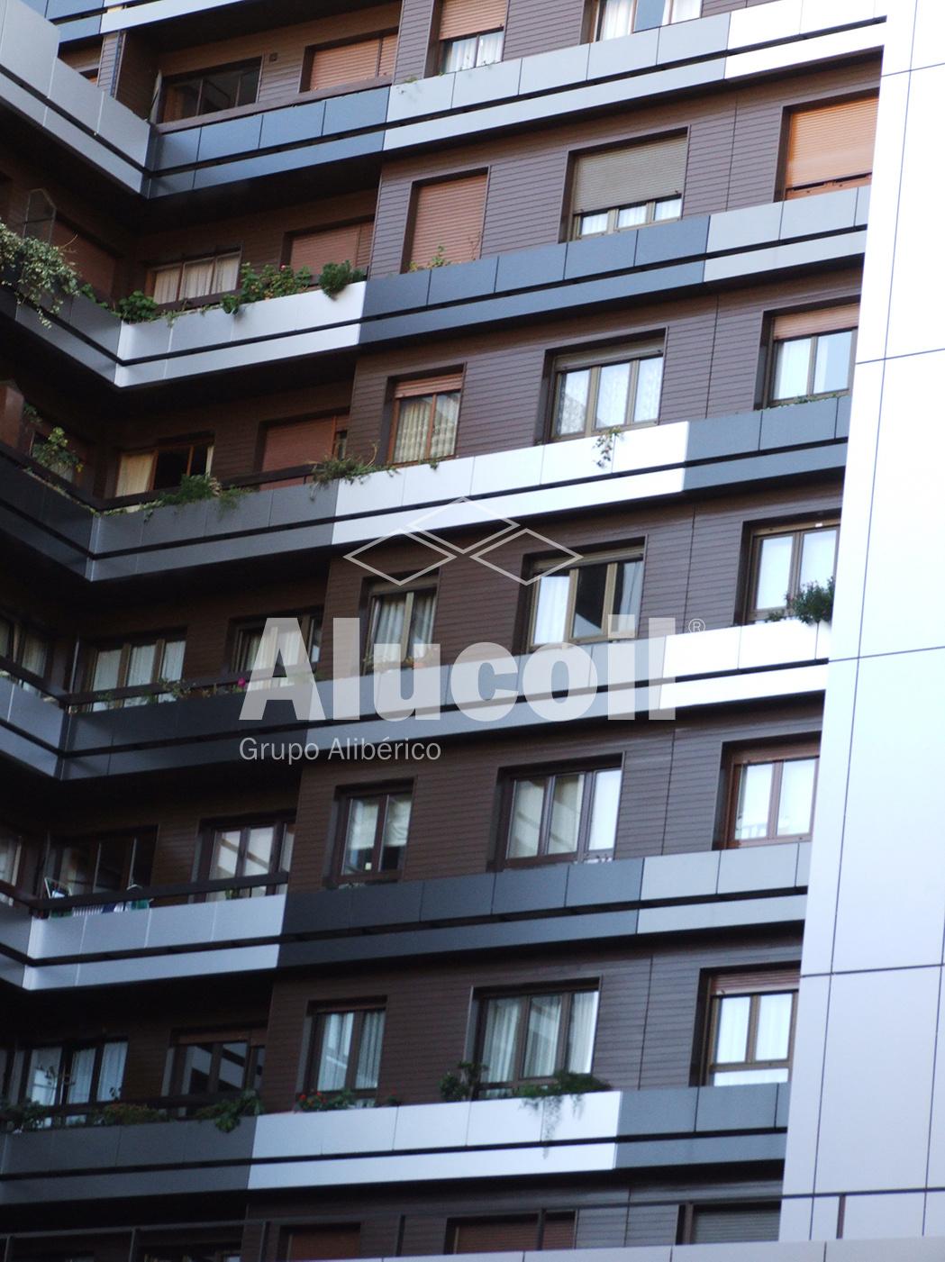 Housing building Calle Campoamor Oviedo