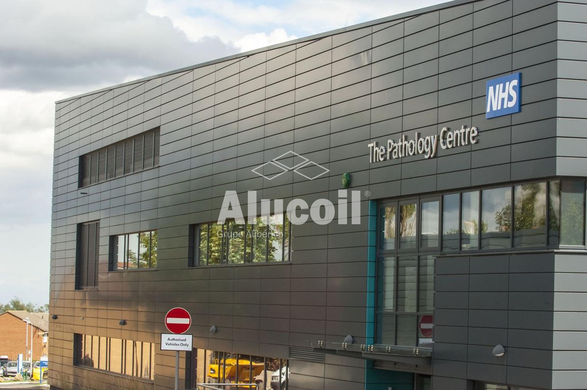 The Pathology centre at QE Gateshead