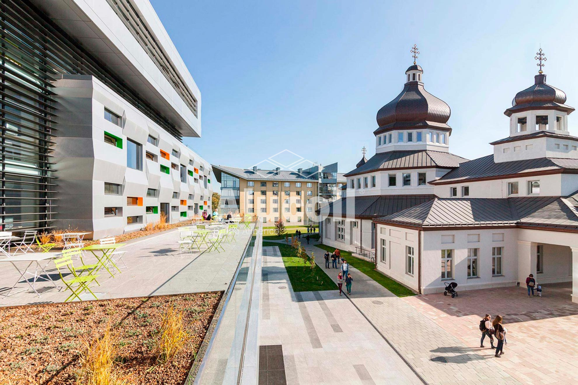 Ukranian Catholic University Lviv