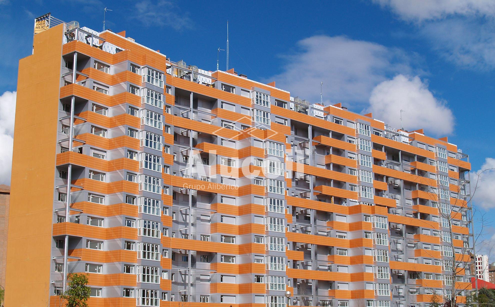 Viviendas en Calle Ramon Castroviejo Madrid